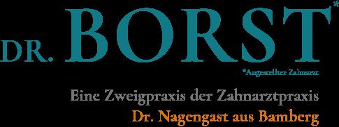 Dr. med. dent. Günter Borst | Strullendorf Logo